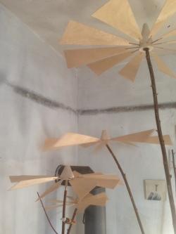 Installation Tilman Stachat