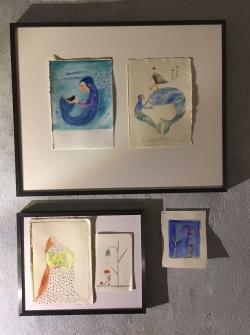 Veronika Sabisch Zeichnungen
