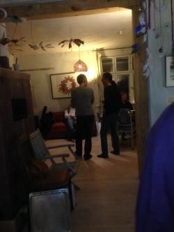 Wohnzimmerausstellung Gäste V
