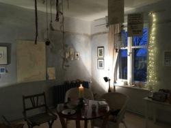Wohnzimmerausstellung