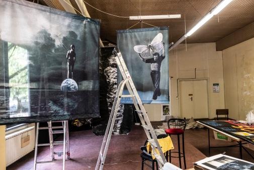 KEP-Ausstellung UNTERSTRÖMUNG